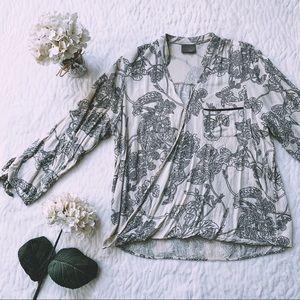 Vero Moda Patterned Blouse